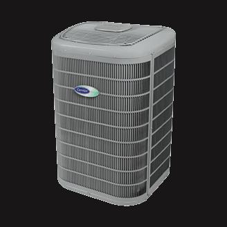 Carrier Infinity 18VS heat pump.