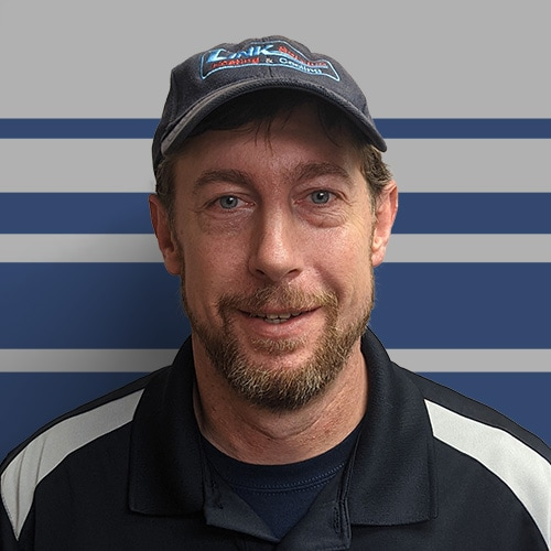 Jason J. of Link Service Heating & Cooling.