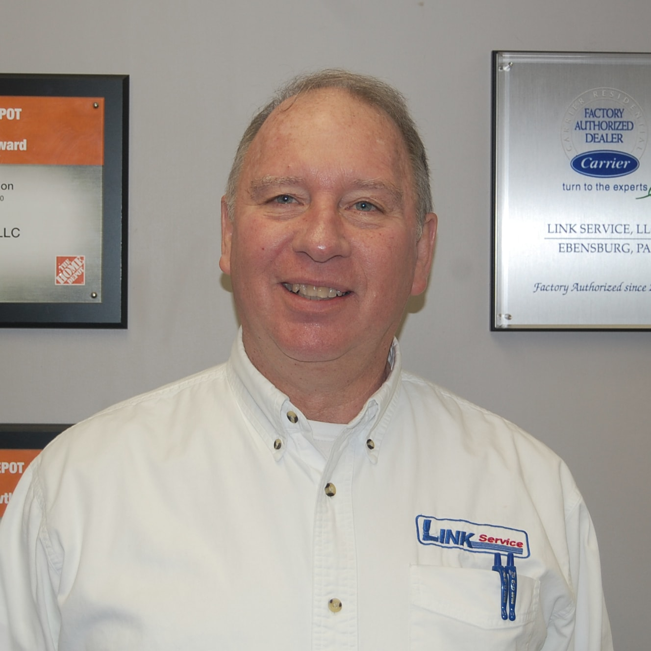 Jeff L. of Link Service Heating & Cooling.