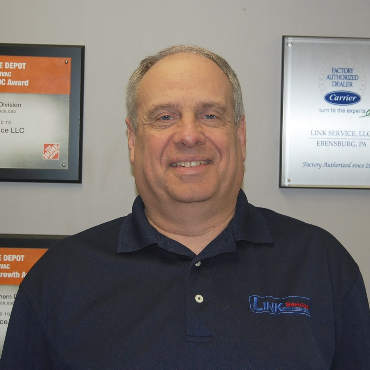 Jim B. of Link Service Heating & Cooling.