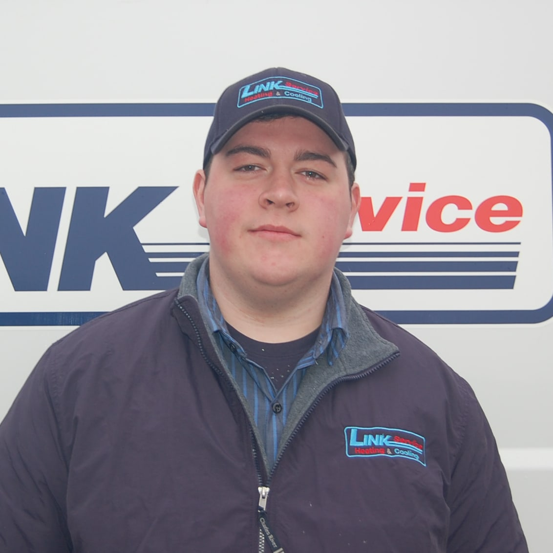 Noah E. of Link Service Heating & Cooling.