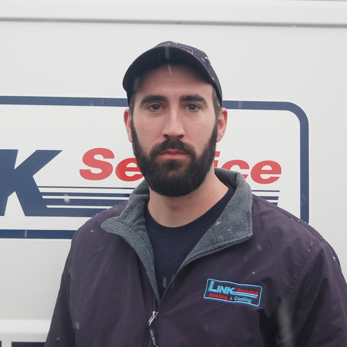 Tom B of Link Service Heating & Cooling.